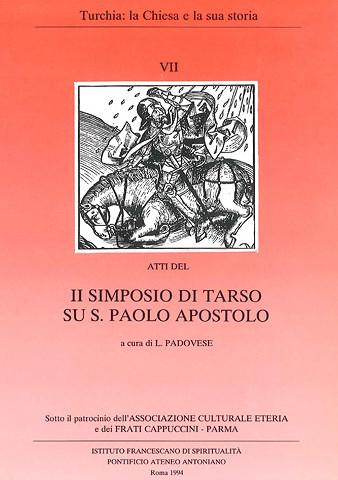 Simposio VII – Simposio di Tarso 1994