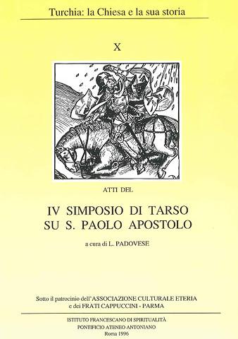 Simposio X – Simposio di Tarso 1996