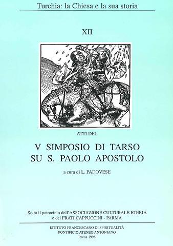 Simposio XII – Simposio di Tarso 1998