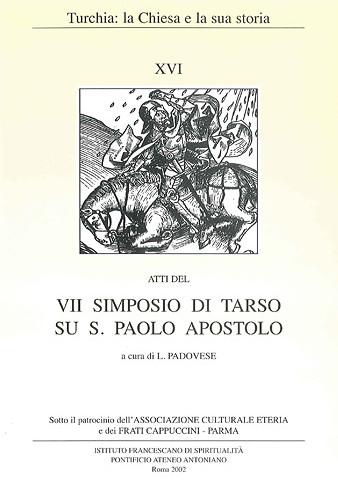 Simposio XVI – Simposio di Tarso 2002
