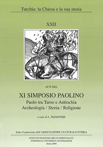 Simposio XXII – Simposio Paolino 2008